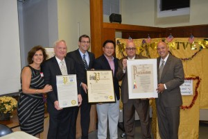 broadway flushing homeowners-association 50th anniversary celebration