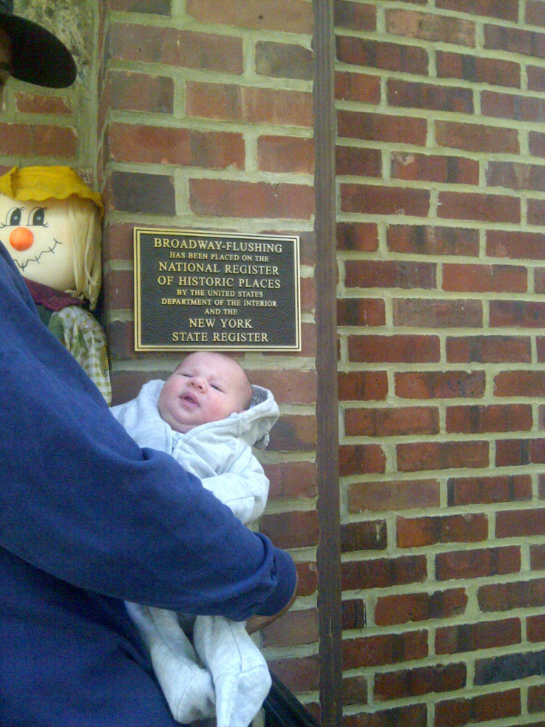 plaque-baby