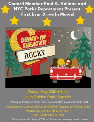 drive-in-movie-event