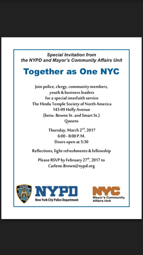 Together as One NYC